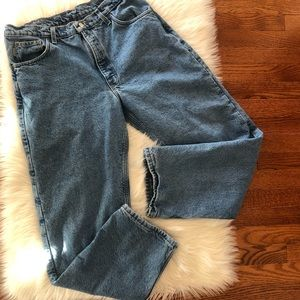 Carhartt Flannel Lined Jeans Size 36x32 Mens